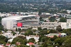 Casa di rugby di NZ - Eden Park, Auckland. Fotografia Stock Libera da Diritti