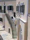 Casa di Santorini Immagine Stock Libera da Diritti