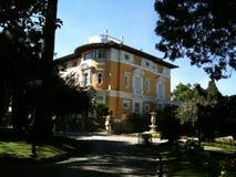 Casa di Simon Patino Fotografia Stock