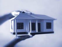 Casa di sogno Fotografia Stock