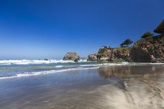 Casa di spiaggia Fotografie Stock