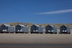 Casa di spiaggia Fotografie Stock Libere da Diritti