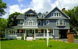 Casa di stile del Victorian Fotografia Stock