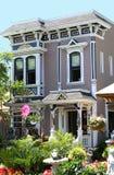 Casa di stile del Victorian Immagini Stock Libere da Diritti