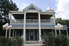 Casa di stile della regina Anne fotografia stock