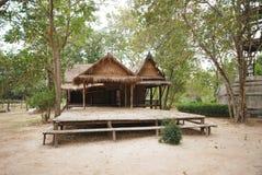 Casa di stile della Tailandia immagine stock