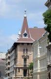Casa di vecchio stile Fotografie Stock