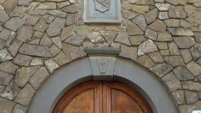 Casa di Vespucci stock footage