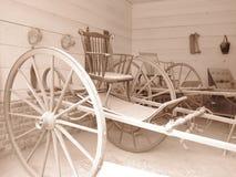 Casa di vettura al Mt. Vernon Fotografie Stock Libere da Diritti
