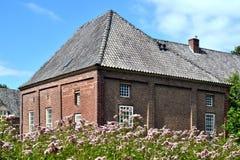 Casa di vettura storica. Fotografia Stock