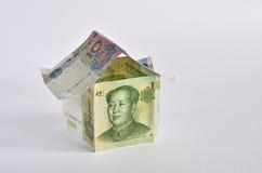 Casa di yuan immagini stock libere da diritti