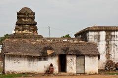 Casa difficile in India Fotografia Stock Libera da Diritti