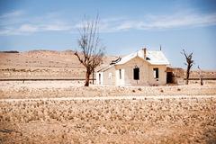 Casa dilapidata Fotografie Stock Libere da Diritti