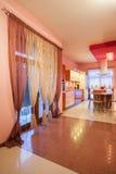 Casa do amaranto - cozinha foto de stock