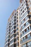 Casa do arranha-céus Fotos de Stock