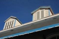 Casa do Bahamas Fotografia de Stock Royalty Free