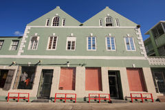 Casa do Bahamas Fotos de Stock Royalty Free