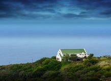 Casa do beira-mar Fotografia de Stock Royalty Free