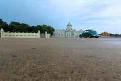 Casa do branco de Banguecoque Fotografia de Stock Royalty Free