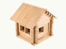 Casa do brinquedo imagem de stock