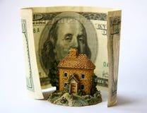 A casa do brinquedo. Imagem de Stock Royalty Free