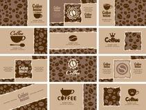 Casa do café Imagens de Stock Royalty Free