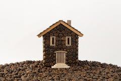 Casa do café Imagem de Stock