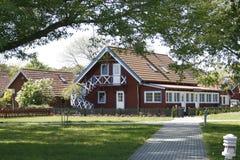 Casa do celeiro fotografia de stock royalty free