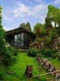 Casa do compositor Edward Grieg Fotos de Stock