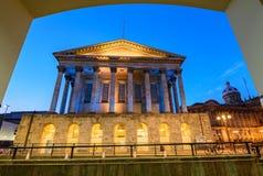 Casa do Conselho - Birmingham Inglaterra fotos de stock royalty free