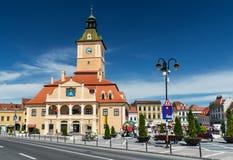 Casa do Conselho, Brasov, Romania Imagem de Stock