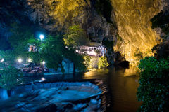 Casa do Dervish no blagaj Imagem de Stock Royalty Free