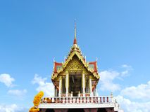 Casa do espírito de Tailândia Fotografia de Stock