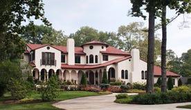 casa do Espanhol-estilo Fotografia de Stock Royalty Free