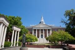 Casa do estado de Maryland, Annapolis imagem de stock
