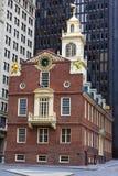 Casa do estado de Massachusetts Imagens de Stock