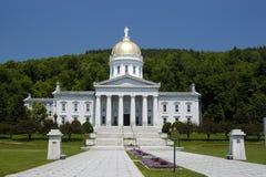 Casa do estado. Vermont. fotos de stock royalty free