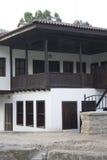 Casa do estilo velho Fotografia de Stock Royalty Free