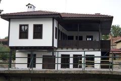 Casa do estilo velho Imagens de Stock