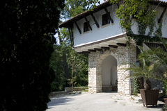 Casa do estilo velho Imagem de Stock