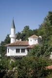 Casa do estilo velho Fotografia de Stock