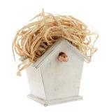 Casa do estorninho Imagens de Stock Royalty Free
