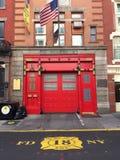 Casa do fogo de New York Imagens de Stock