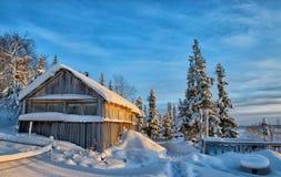 Casa do Forester Imagem de Stock Royalty Free