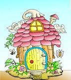 Casa do Gnome Imagens de Stock Royalty Free
