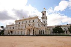 Casa do governo em Melbourne, Victoria Imagem de Stock