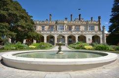 A casa do governo em Sydney Australia Imagens de Stock Royalty Free