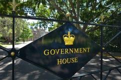 A casa do governo em Sydney Australia Fotos de Stock Royalty Free