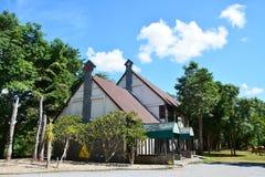 Casa do jardim Fotos de Stock