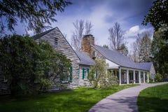 Casa do jardim Imagens de Stock Royalty Free